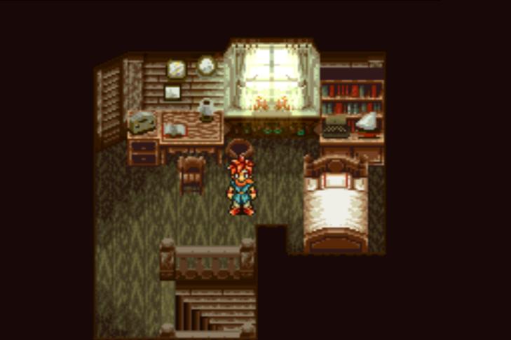 Habitación de Chrono